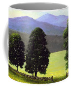 Old Wall Old Maples Coffee Mug