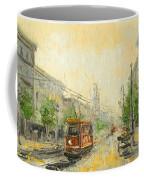 Old Warsaw - Poland Coffee Mug
