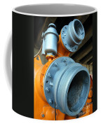 Old Wastewater Equipment Coffee Mug