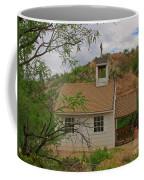 Old West Church In The Desert Coffee Mug