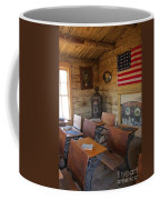 Old West School House Coffee Mug