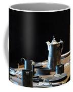 Old West Table Setting Coffee Mug