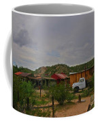 Old Western Backyard Coffee Mug