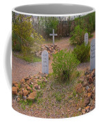 Old Western Gravesite Coffee Mug