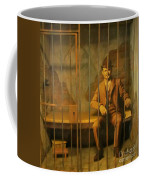Old Western Jail Coffee Mug