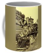 Old Western Railroad Coffee Mug
