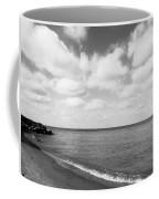 Old Woman Creek - Black And White 2 Coffee Mug