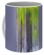 Old Wooden Background Coffee Mug