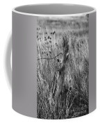 Old Wooden Fence Post In A Field Coffee Mug
