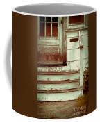 Old Wooden Porch Coffee Mug