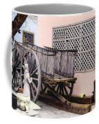 Old Wooden Wagon Coffee Mug