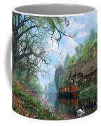 Old Woodland Cottage Coffee Mug