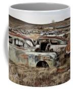 Old Wrecks Coffee Mug