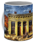 Old Yellow House In Buena Vista Coffee Mug