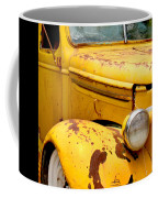 Old Yellow Truck Coffee Mug