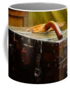 Olde Suit Case Coffee Mug