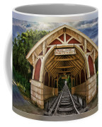 Oldest Steamtrain Station San Francisco Coffee Mug