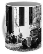 Oldtimer Ladies Coffee Mug