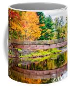 Ole Bull State Park Paint Coffee Mug