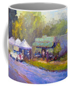 Olive Market Festival Coffee Mug