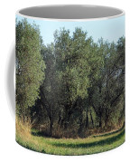 Olive Trees Of Provence Coffee Mug