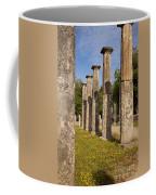Olympia Ruins Coffee Mug