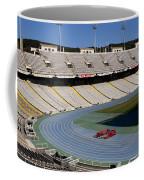 Olympic Stadium Barcelona Coffee Mug
