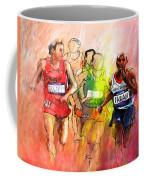 Olympics 10000m Run 01 Coffee Mug