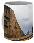 Omaha Beach Memorial Coffee Mug