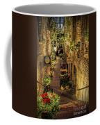 Omaha's Old Market Passageway Coffee Mug