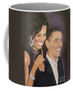 Ombience Of Love The Obama Coffee Mug