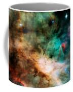 Omega Swan Nebula 2 Coffee Mug