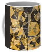 Omg Modern Triangles II Coffee Mug
