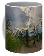 Ominous Boothill Cemetery Coffee Mug