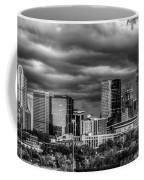 Ominous Charlotte Sky Coffee Mug