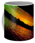 Ominous Sunset Coffee Mug