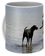 On A Beach 2 Coffee Mug