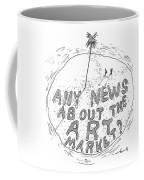 On A Desert Island Coffee Mug
