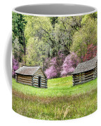 On A Hill At Valley Forge Coffee Mug