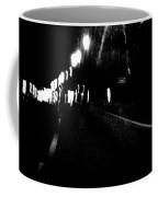On A Late Night Drive Coffee Mug