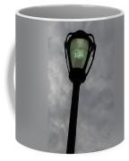 On A Light Post Coffee Mug