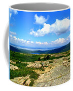 On A Mountain In Maine Coffee Mug