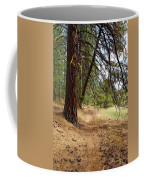 On A Trail From The Past To The Future Coffee Mug