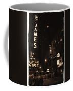 On Broadway Coffee Mug