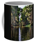 On Golden Canal Coffee Mug