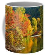 On Nason Creek Coffee Mug