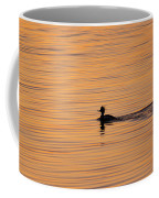 On Painted Waters Coffee Mug