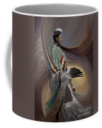 On Sacred Ground Series I Coffee Mug