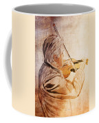 On Stage The Violinist Coffee Mug