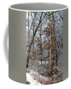 On Such A Winter's Day Coffee Mug